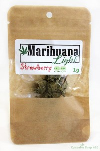 Strawberry 1g - MarihuanaLight