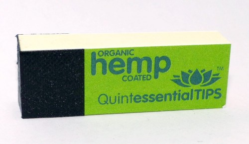 GREEN Hemp Dipped Tips QUINTH.JPG